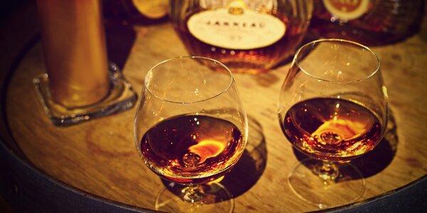 Velká rumová degustace spojená s rumovým kurzem