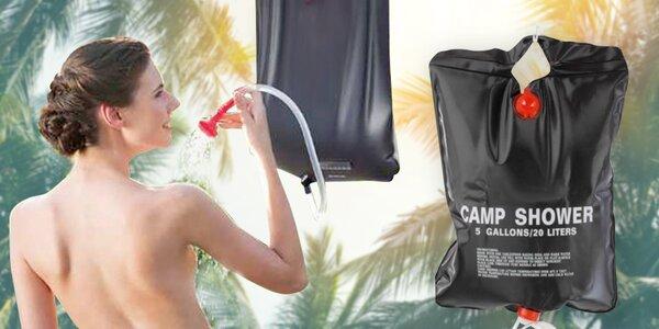 Solární kempingová sprcha na 20 litrů