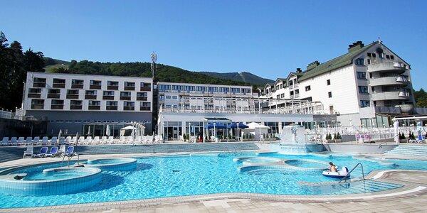 4* hotel ve Slovinsku: jídlo a neomezený wellness