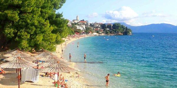 7 nocí v Chorvatsku: polopenze a třeba i doprava