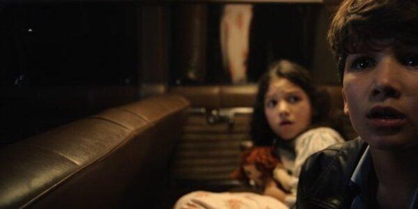 Lístek na film La Llorona: Prokletá žena + drink