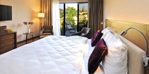 Elegantní hotel v centru Opavy pro páry i rodiny