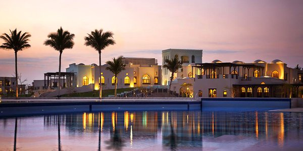 5* resort Salalah Rotana s all inclusive