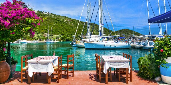 Zájezd do Řecka: 10–11 nocí, doprava i výlety