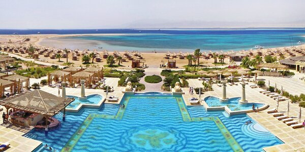 5* Sheraton Soma Bay Resort s all inclusive