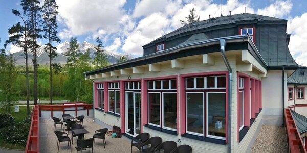 Aktivní pobyt v Tatrách se slevou do aquaparku