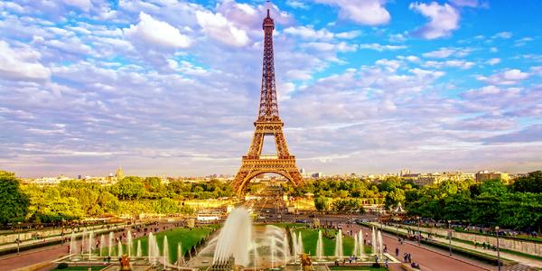 Paříž s Remeší a Versailles: 2 noci se snídaní