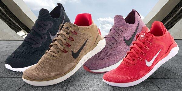 Dámská i pánská běžecká obuv Nike: 6 druhů