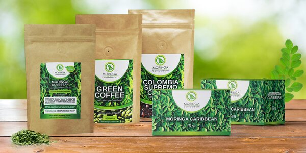 Pro vaše zdraví: káva a čaj s moringou