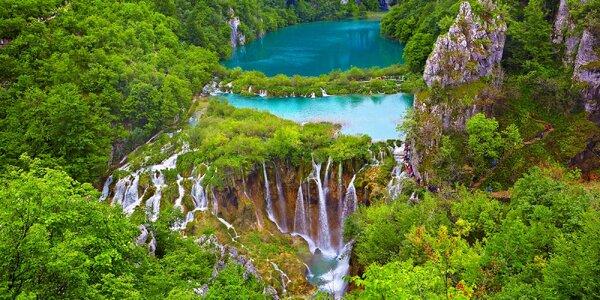 Výlet po stopách mayovek na Plitvická jezera