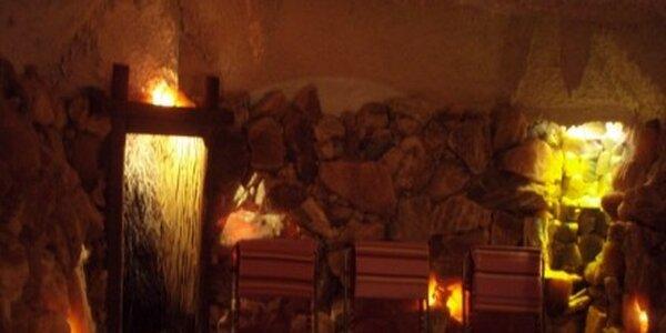 Za 75 Kč navštivte solnou jeskyni ve Vratimově v hodnotě 150 Kč