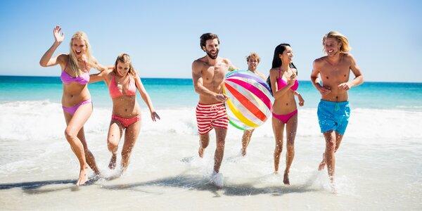 Apartmán v Itálii pro 6 osob: u pláže a s bazénem