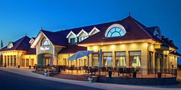 4* pobyt blízko Nitry: skvělá gastronomie i bazén