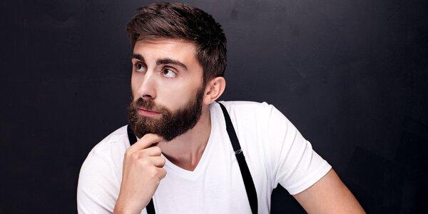 Pánská záležitost: péče o vlasy, vousy i ruce