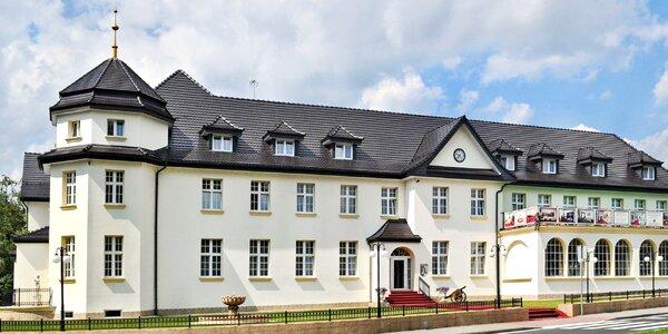 Aktivní pobyt v polském Slezsku: polopenze i kola