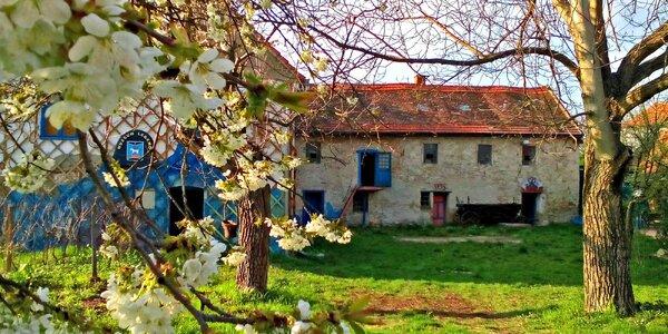 Ubytování v originálním mlýnském apartmánu