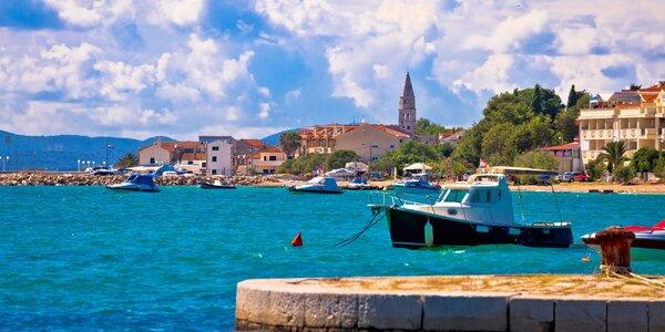 Chorvatský Biograd na Moru: doprava i polopenze