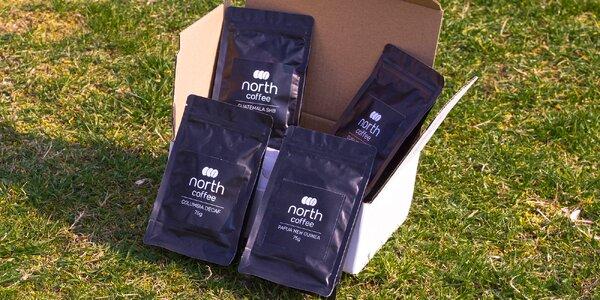 Degustační balíček zrnkové kávy z Guatemaly i Kuby