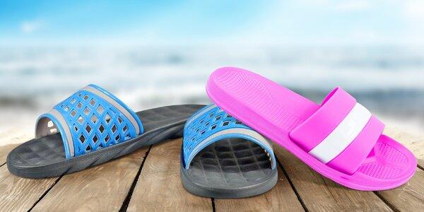 Pánské a dámské pantofle: 9 barevných variant