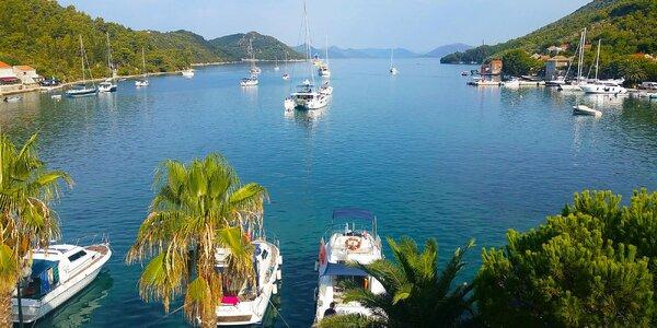 Chorvatsko: pobyt na ostrově se snídaní pro 2