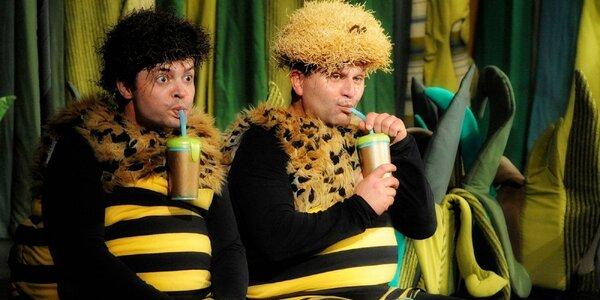 Vstupenka na Příhody včelích medvídků