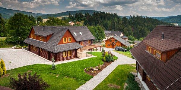 Apartmány na Slovensku blízko hranic až pro 5 os.
