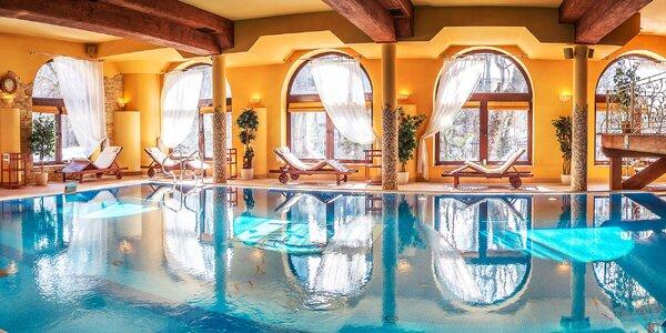 4* dávka luxusu a romantiky vč. wellness & spa
