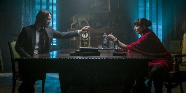 Vstupenka na film John Wick 3 + drink