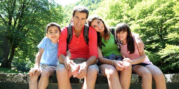 Rodinný pobyt v Krkonoších s programem pro děti