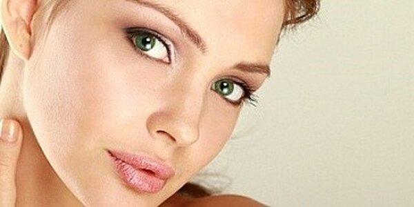 Celkové ošetření pleti kvalitní kosmetikou Alcina