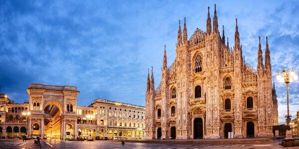 Poznávací zájezd do Lombardie a Ligurie, 3 noci