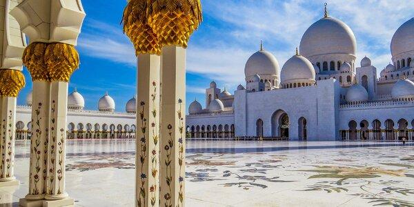 Dovolená v Emirátech