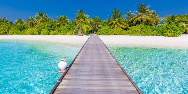 Pobyt na Maledivách