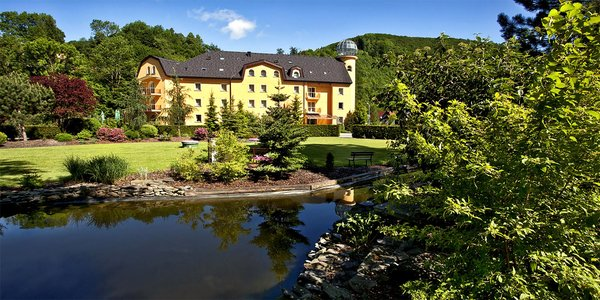 Letní dovolená na Moravě pro pár nebo rodinu
