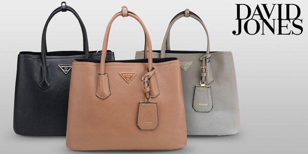 Elegantní dámské kabelky David Jones v 7 barvách