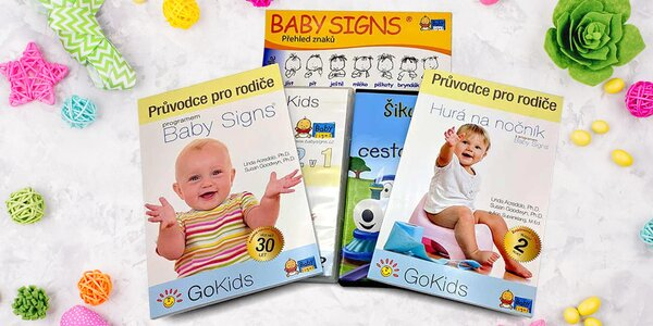 Komunikace s miminkem: znakování i odplenkování