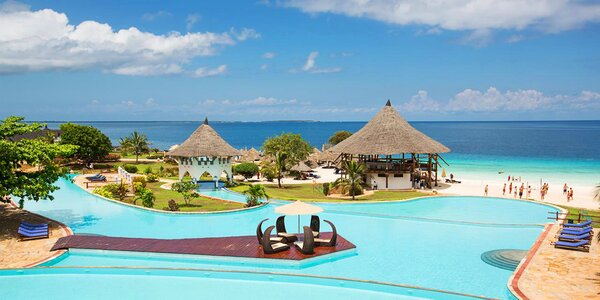 5* Royal Zanzibar Beach Resort s all inclusive