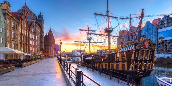 Zářijový výlet do Gdaňsku, lázní Sopoty a Gdyně