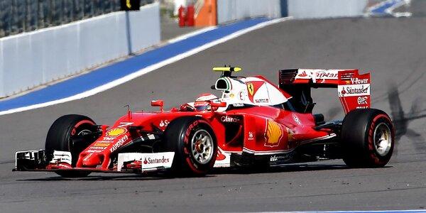 Formule 1 - Velká cena Ruska