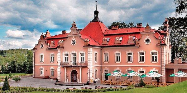 Pobyt na zámku Berchtold se snídaní a aktivitami