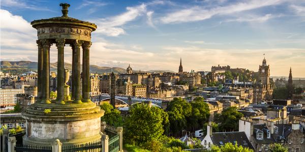 Velký letní okruh po Skotsku s návštěvou Londýna