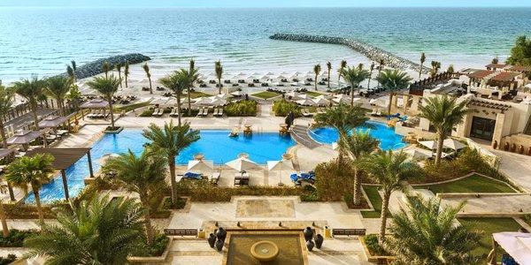 5* resort Ajman Saray Luxury s all inclusive