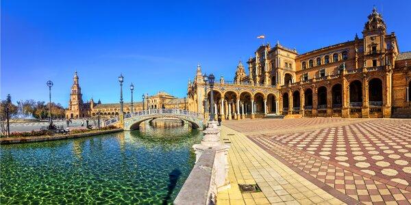 Poznávací zájezd do Andalusie s průvodcem
