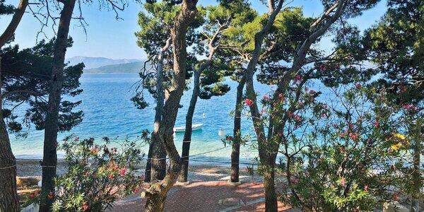 Týden v Chorvatsku: polopenze a ubytování na pláži
