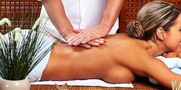 Ajurvédská masáž celého těla ABHYANGA v délce 70 minut