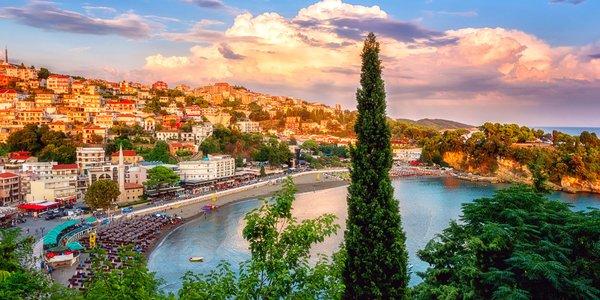S rodinou do Černé Hory: doprava i plná penze