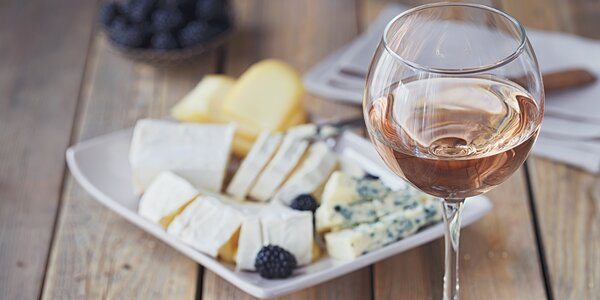 Degustace excelentních vín pro dva