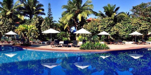 4* Radisson Blu Resort Goa s polopenzí