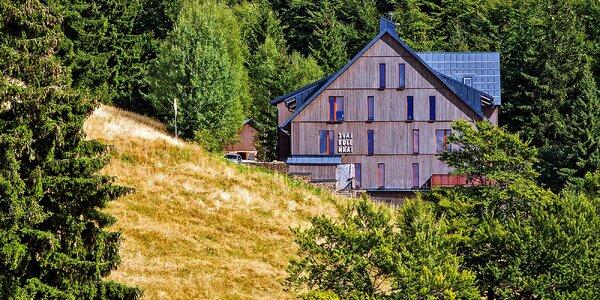 Pobyt v Krkonoších: až pro 6 osob v apartmánech