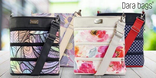 Celokoženkové kabelky Dara Bags v 15 vzorech